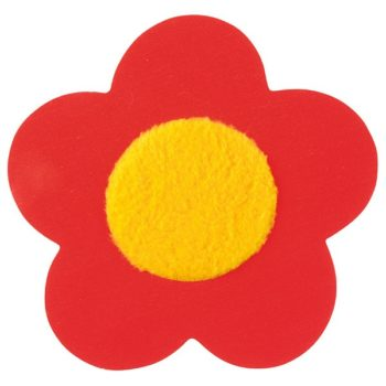 Sensorische Applikation - Blumenblüte 8