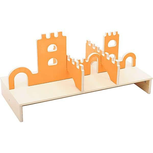 Kindergarten-Funktionsaufsatz Flexi - Burg 1