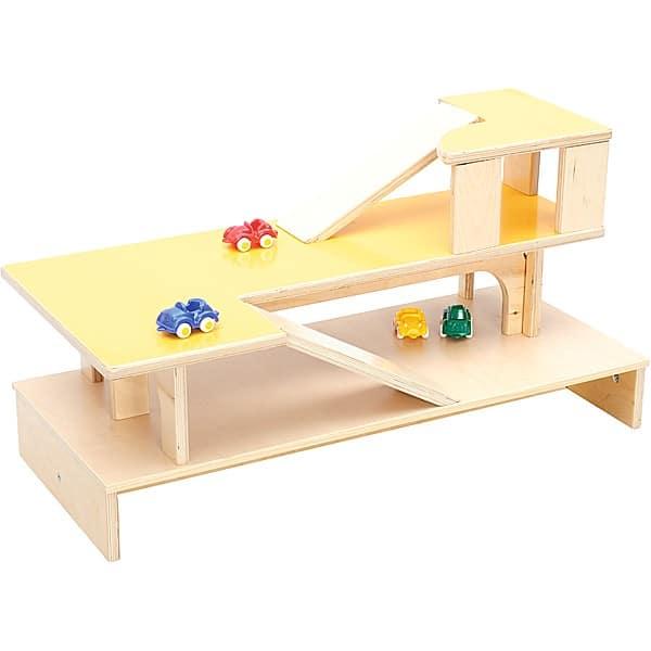 Kindergarten-Funktionsaufsatz Flexi - Garage 1