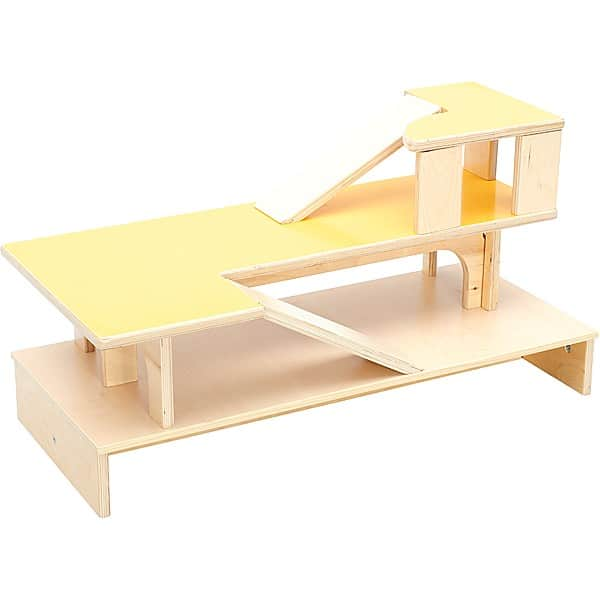 Kindergarten-Funktionsaufsatz Flexi - Garage 2