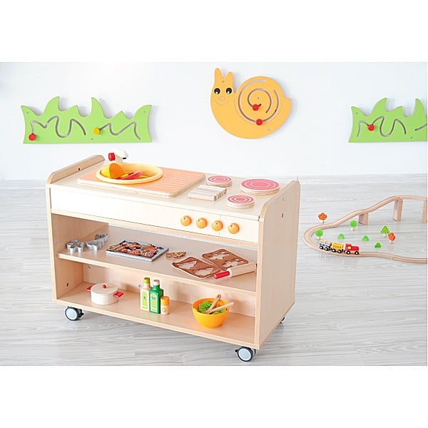 Kindergarten-Funktionsaufsatz Flexi - Küche 5