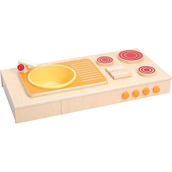 Kindergarten-Funktionsaufsatz Flexi - Küche 1