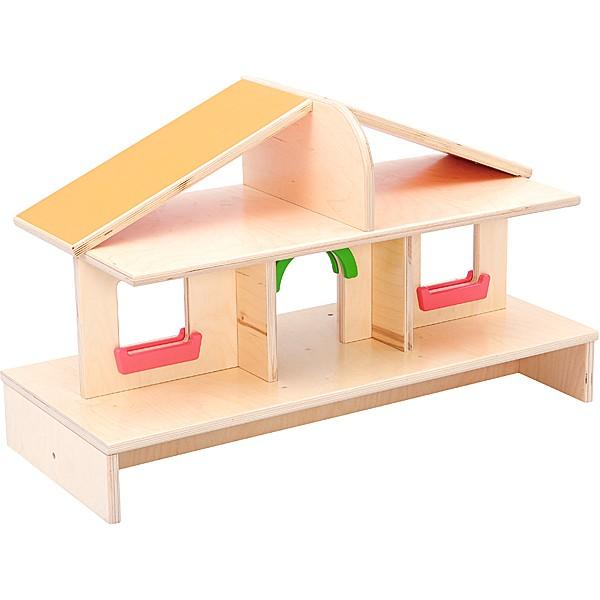 Kindergarten-Funktionsaufsatz Flexi - Puppenhaus 1