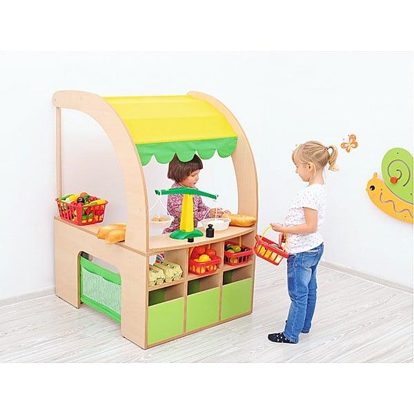 Kindergarten-Marktstand Flexi 3