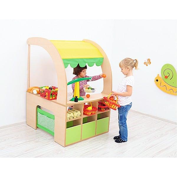 Kindergarten-Marktstand Flexi 4