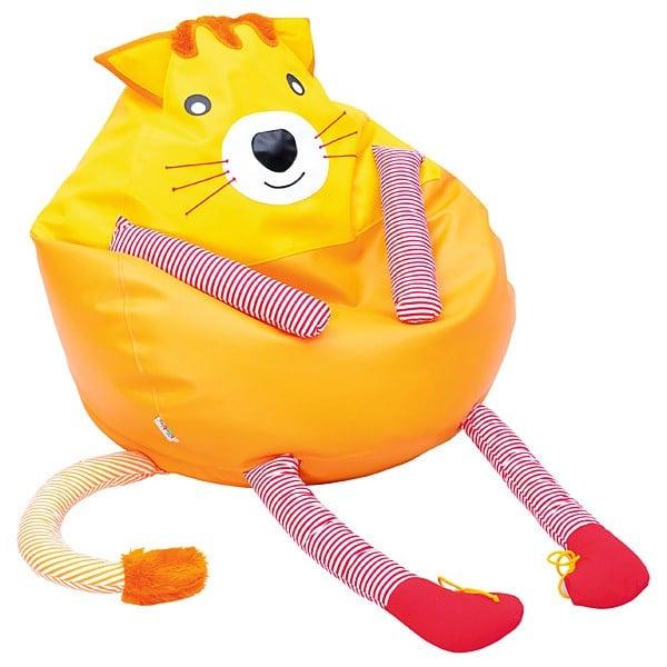 Jumbo-Sitzsack - Katze 1