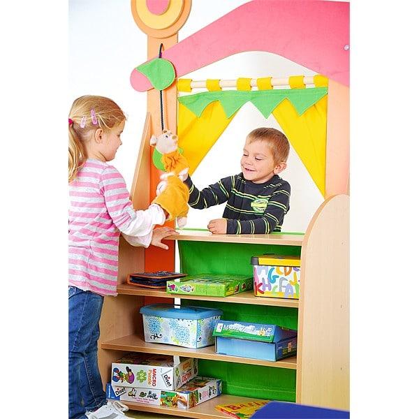 Kindergarten-Kaufladen / Theater 2