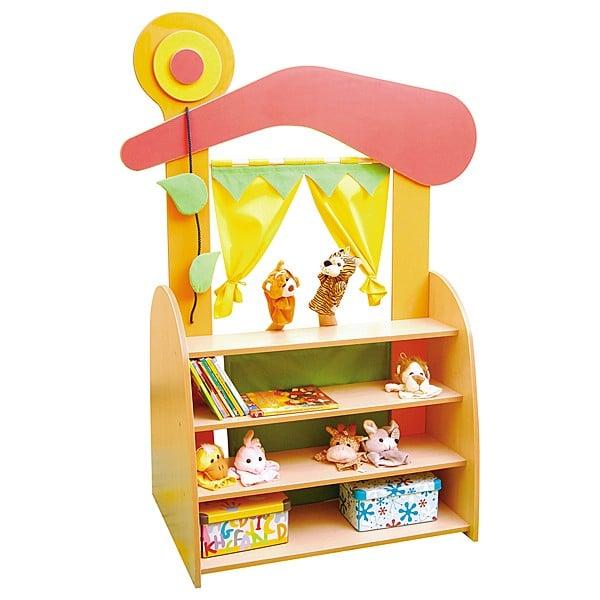 Kindergarten-Kaufladen / Theater 1