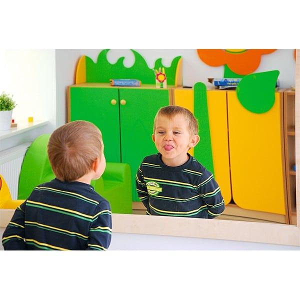 Logopädischer Spiegel - groß 3