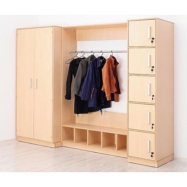 Möbelsatz Flexi für Erzieherzimmer 1