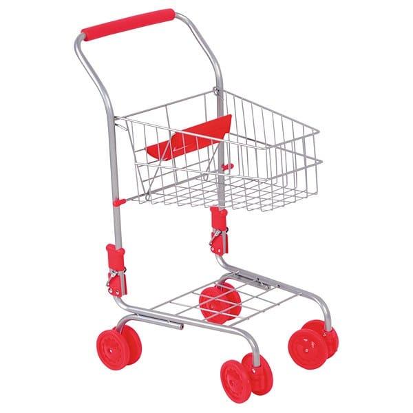 Metall-Einkaufswagen 1