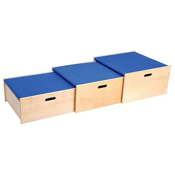 Kindergarten-Podeste - 3 Stufen 2
