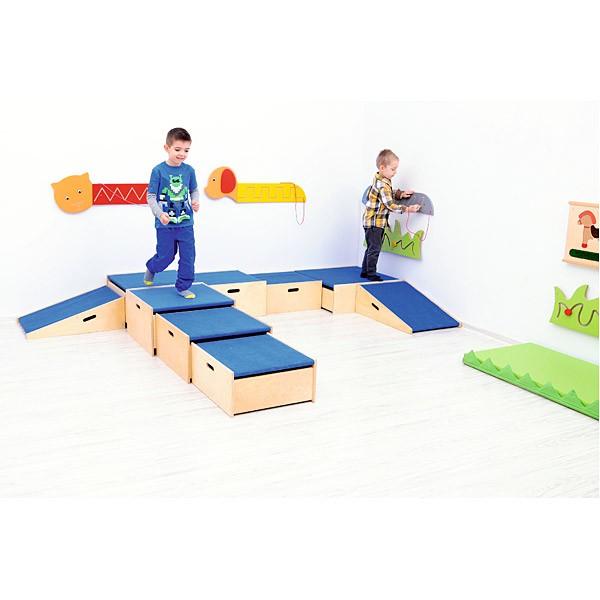 Kindergarten-Podeste - 3 Stufen 6