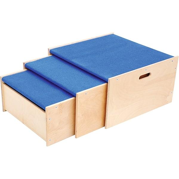 Kindergarten-Podeste - 3 Stufen 1