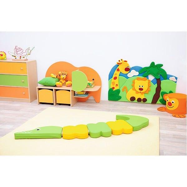 Kindergarten-Spielecken Regal - Elefant 3