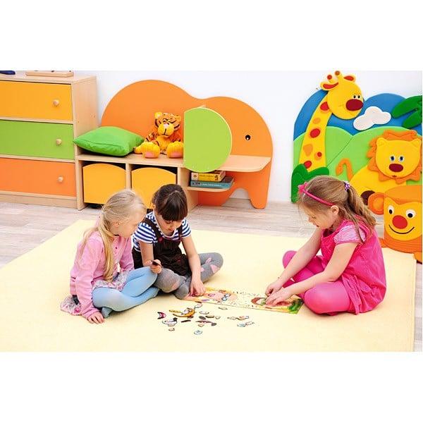 Kindergarten-Spielecken Regal - Elefant 4