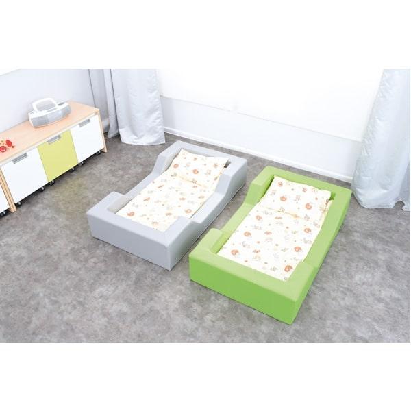 Kindergarten-Schaumstoffbett mit Einstieg 7