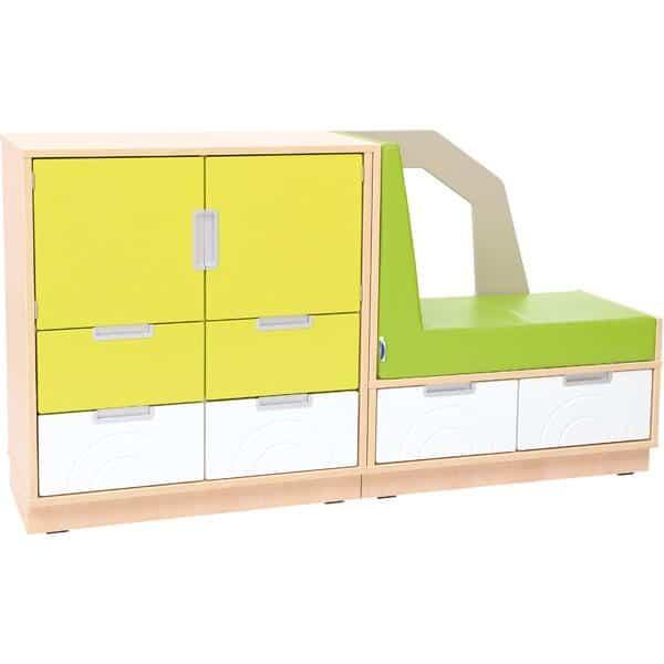 Quadro - Möbelsatz Auto 1