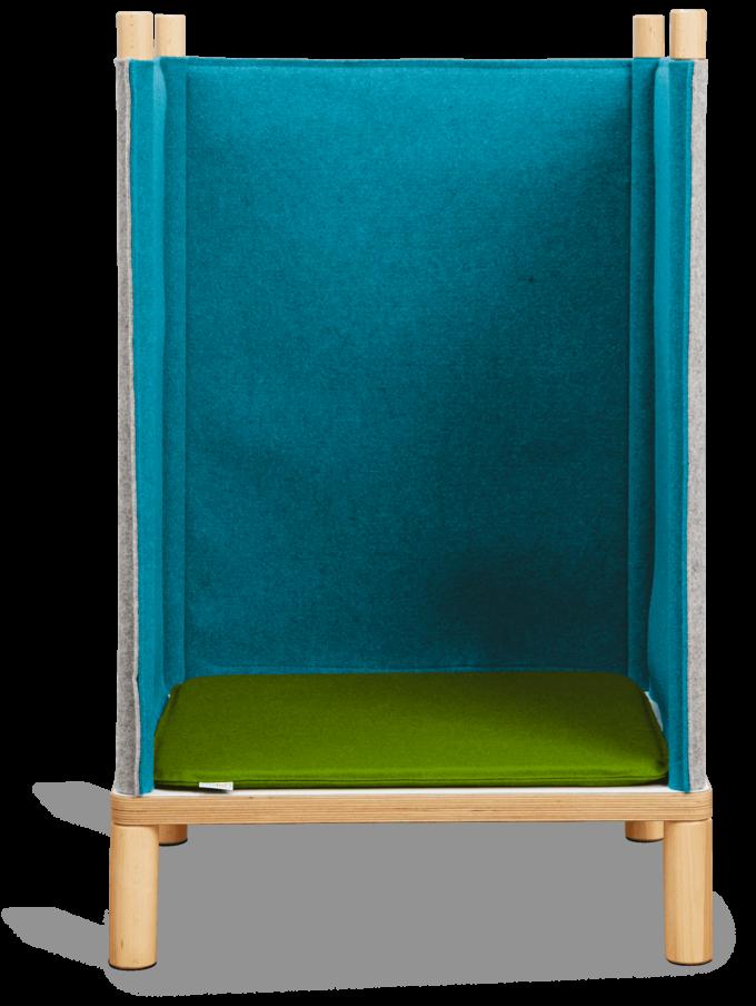 SILA Sessel - modulare Akustik-Möbel 2