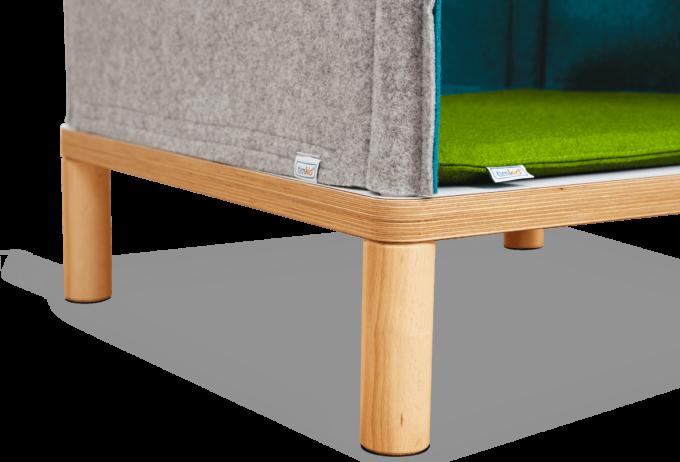SILA Sessel - modulare Akustik-Möbel 5