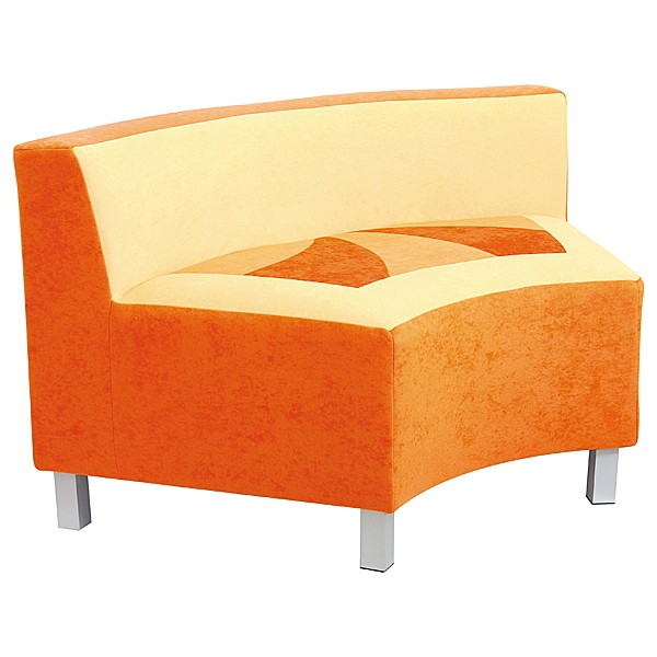 Kindergarten-Sofa Premium - konkav 1