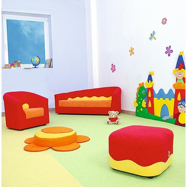 Kindergarten-Sonnensofa - groß 2