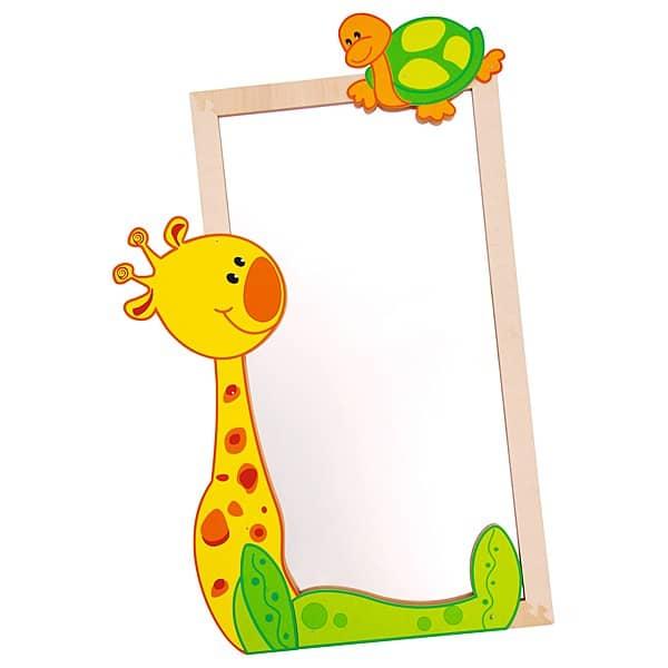 Spiegelschmuck - Zoo 1