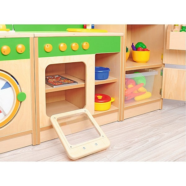 Kindergarten-Spielecke Hannah - Herd mit Spüle 2