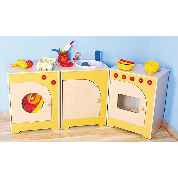 Kindergarten-Spielecke - Waschmaschine 2