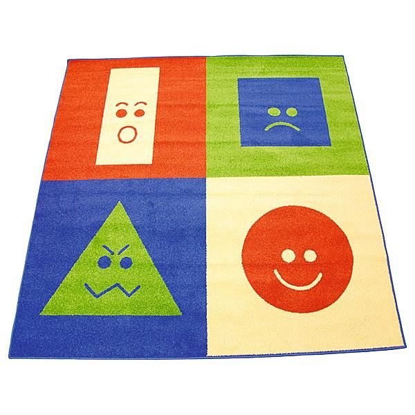 Teppich - geometrische Figuren 1