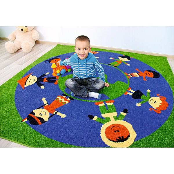 Teppich - Kinder der Welt 2