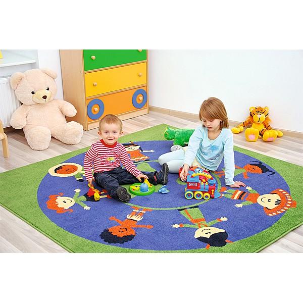 Teppich - Kinder der Welt 3