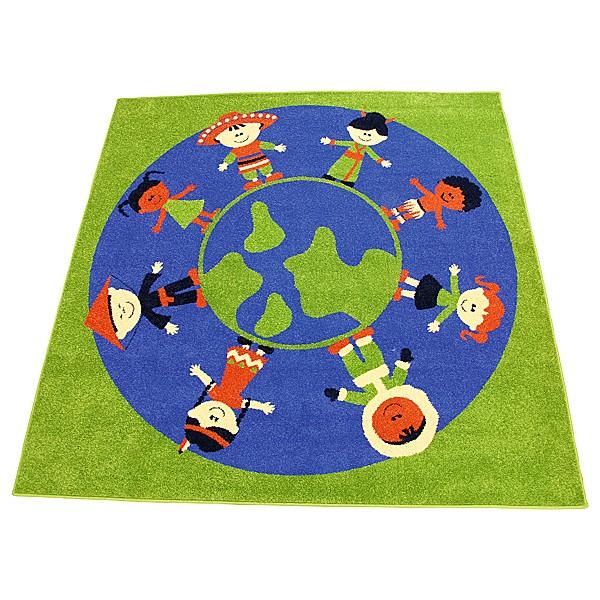 Teppich - Kinder der Welt 1