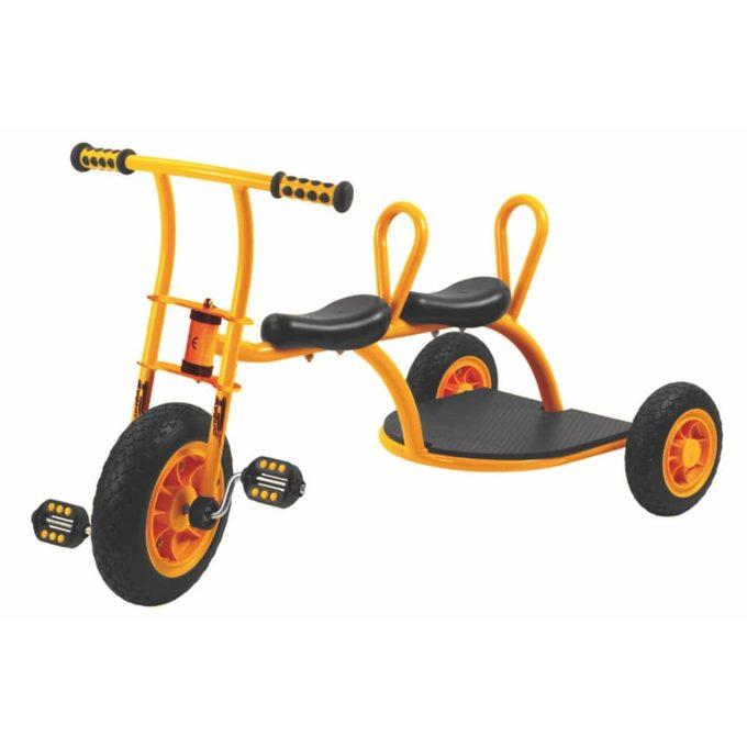 TopTrike Dreirad Taxi 1