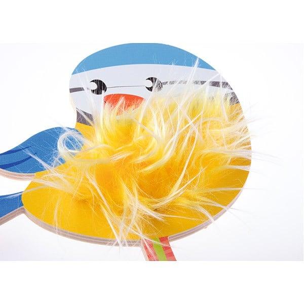 Sensorische Applikation - Vögelchen 2