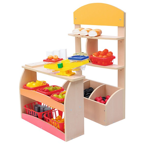 Kindergarten-Verkaufskiosk 3