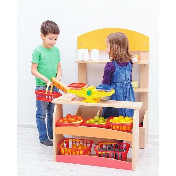 Kindergarten-Verkaufskiosk 4