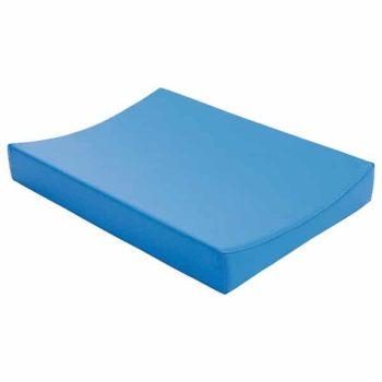 Wickelauflage - klein - blau 3