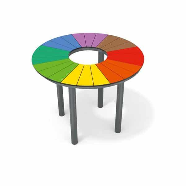 Regenbogentisch - Kreis 1