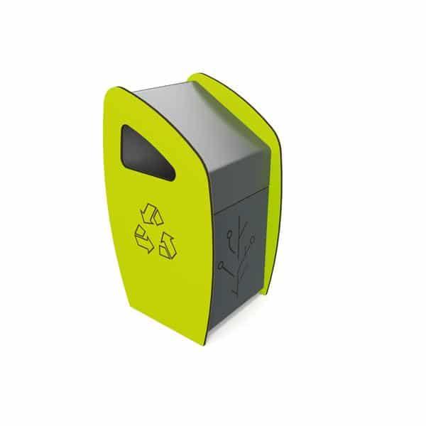 Abfallbehälter - Neon 1