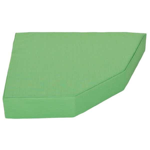 Matte Quadro 1 grün - Höhe: 15 cm 1