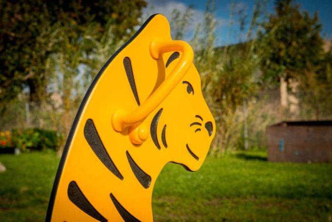 Federwippe Tiger - LEDON Explore - EX010 3