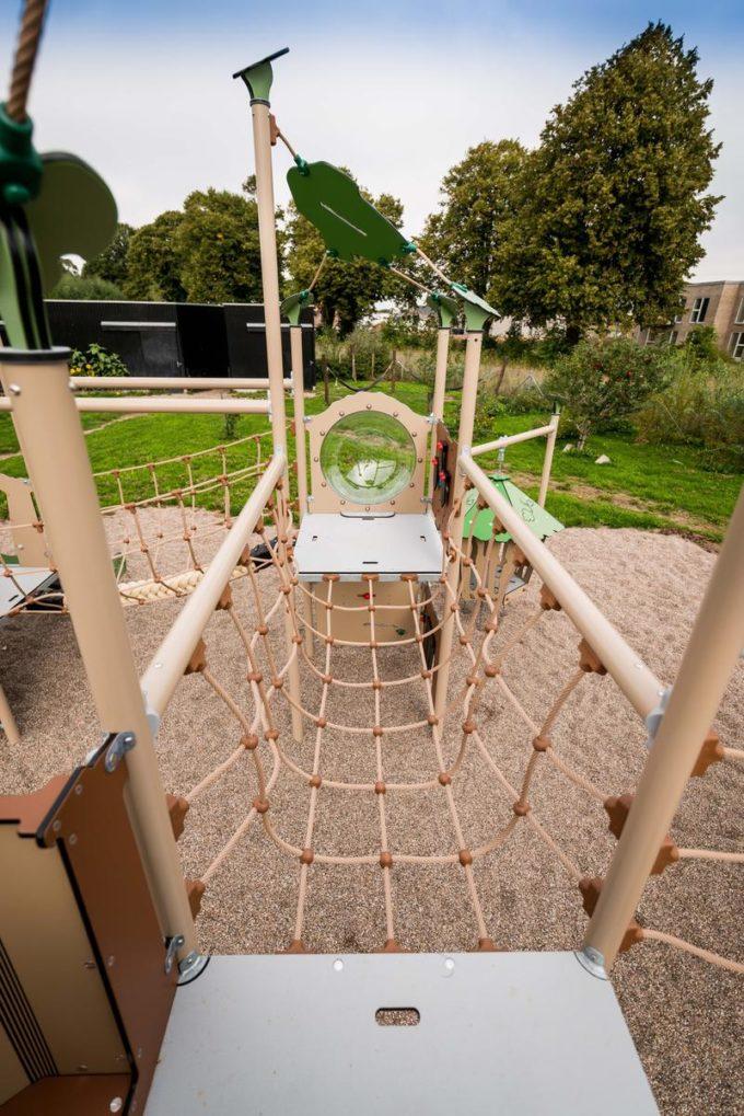 Spielanlage Zulu mit Spiralröhrenrutsche - LEDON Explore - EX375 7