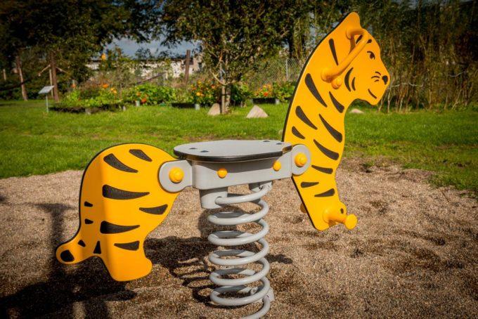 Federwippe Tiger - LEDON Explore - EX010 4