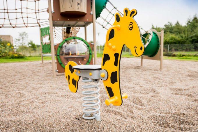 Federwippe Giraffe - LEDON Explore - EX011 3