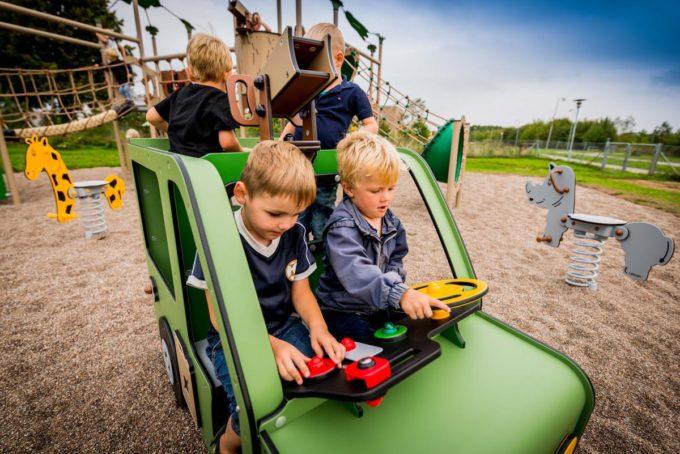 Spielhaus Explore Offroader - LEDON Explore - EX080 13