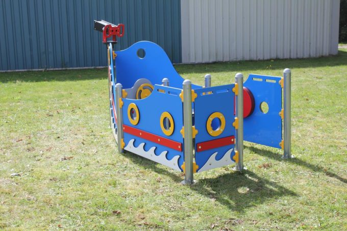 Spielschiff Mini Coaster - LEDON Originals - 301020 10