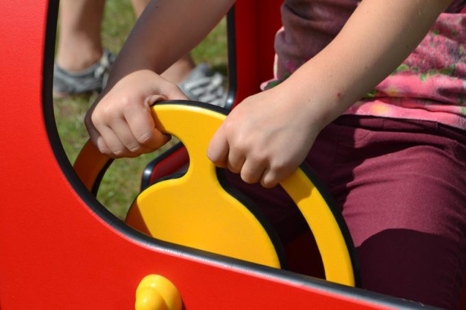 Spielhaus Mini Feuerwehrauto - LEDON Originals - 304010 12