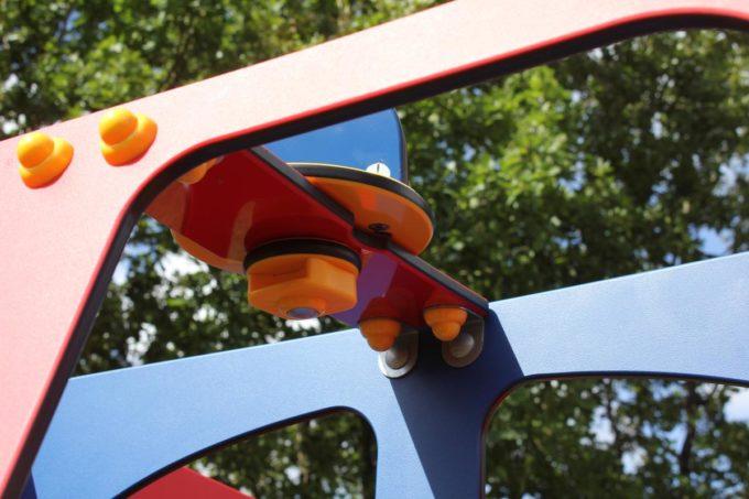 Spielhaus Feuerwehrauto - LEDON Originals - 1700 14