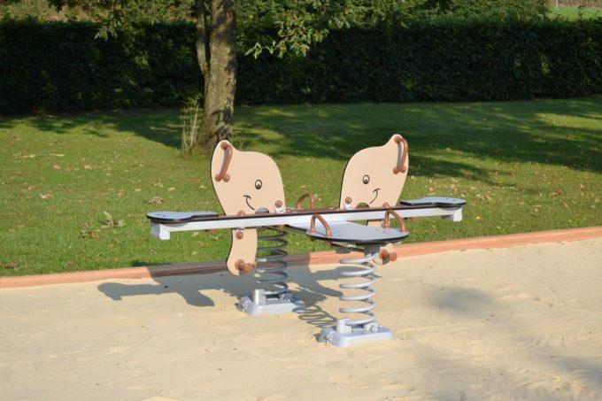 Federwippe Elefant für 4 Kinder - LEDON Explore - 642040 7
